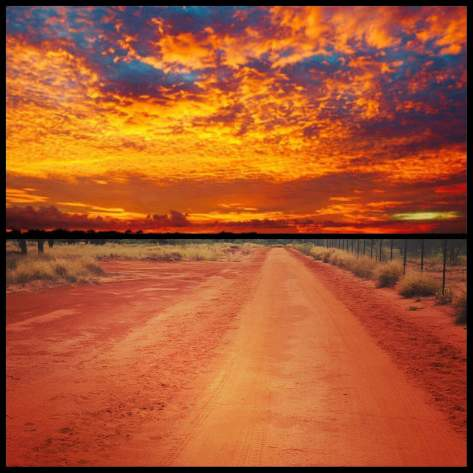 Sunset Sacredwai